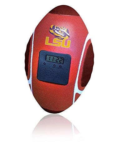 Buzzer Beater Football Alarm Clock, LSU