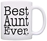Thiswear Aunt Coffee Mugs Review and Comparison