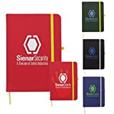 Good Value Color Changing Journal Red/Yellow 100 Pack
