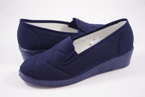 ISASA ,  Damen Sneakers Blau