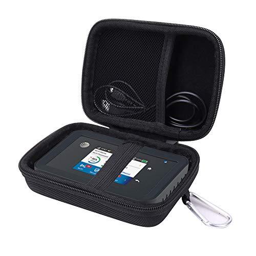 Aenllosi Hard Travel Case for Fits Netgear Unite Explore/Pro 4G LTE Mobile WiFi Hotspot