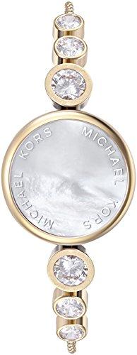 Price comparison product image Michael Kors Access Activity Tracker Varick Gold Bracelet