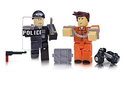Film-, TV- & Video-Action- & -Spielfiguren Roblox Prison Life Game Pack