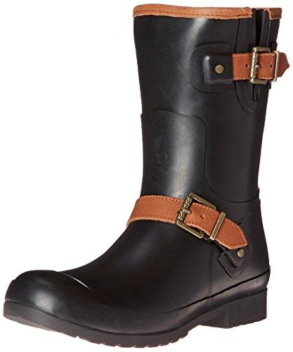 Amazon.com | Sperry Top-Sider Women's Walker Fog Rain Boot | Rain ...