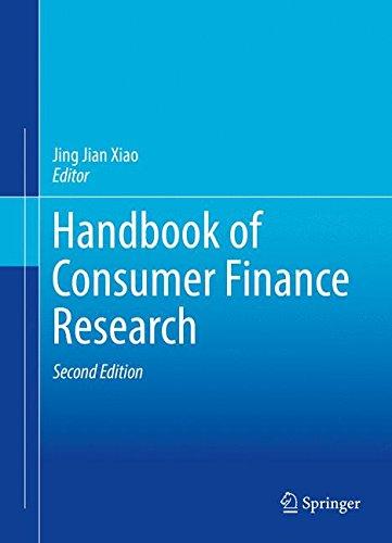 Handbook Of Consumer Finance Research