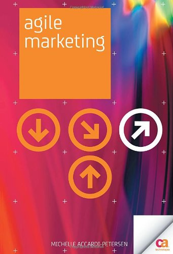 Agile Marketing Front Cover