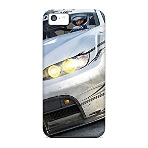 For Iphone 5c Tpu Phone Case Cover(bmw)