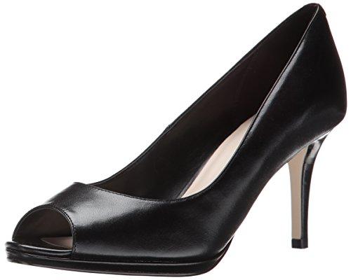Cole Haan Women's Davis Ot Pump 75,Black Leather,10  B US (Shoes For Women Online)