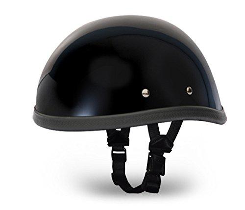 Eagle- HI-Gloss Black by Daytona Helmets