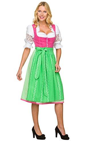 Stockerpoint - Vestido Dirndl - para mujer Rosa
