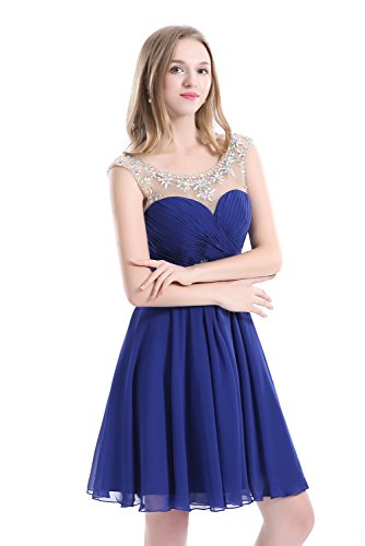 Women's BRL Sexy MALL Red Party Short Mini Homecoming Prom Back Gowns Dress Hollow xxw5rdEaqH