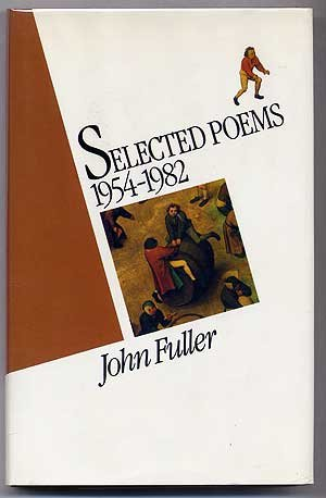 book cover of Selected Poems, 1954-82