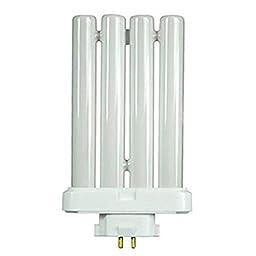 Triangle Bulbs FML27/65 27 Quad Tube Compact Fluorescent Light Bulb