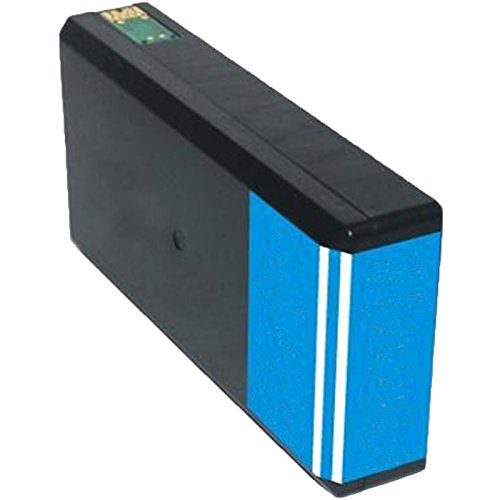 1 New Remanufactured T676XL220 676XL T676XL2 Cyan Ink Cartridge WP-4020 WP-4023 WP-4090 WP-4520