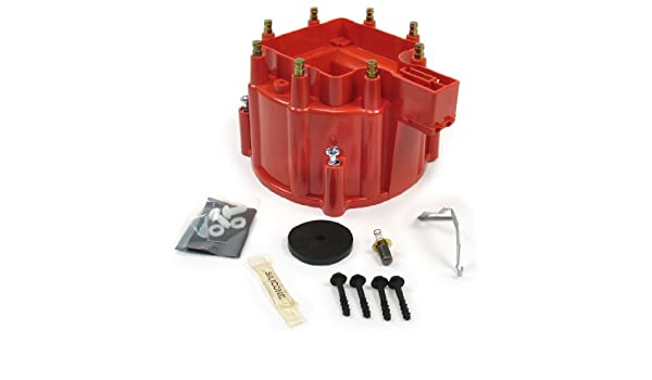 Pertronix D4051 Flame-Thrower Red HEI Distributor Cap