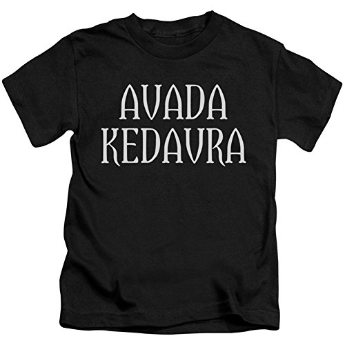 Juvenile: Harry Potter- Avada Kedavra Kids T-Shirt Size 7