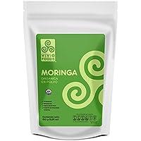 Vivio Foods, Moringa Orgánica En Polvo, 150 gramos