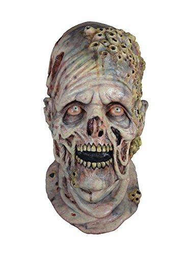 Halloween Costume Walking Dead (Trick Or Treat Studios - The Walking Dead Adult Barnacle Walker Mask -)