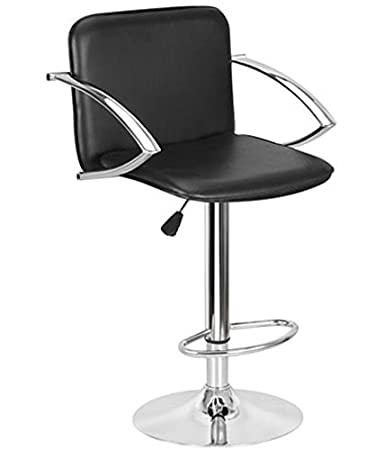 Mbtc Kbc Cafeteria Chair Bar Stool Office Stool In Black Amazon In
