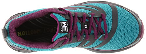 iZUMi Deep EM Grey Pearl N2 Trail Peacock Women's Trail Running Shoe Z1OdqHxOw