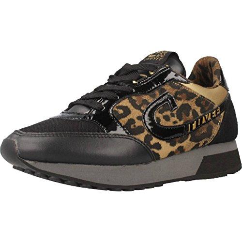 CRUYFF Calzado Deportivo Para Mujer, Color Negro, Marca, Modelo Calzado Deportivo Para Mujer VONDELPARK V2 Negro