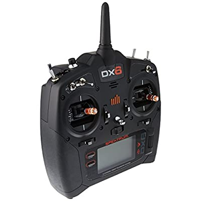 Spektrum Dx6 G3 System with Ar6600T Rx Md2 (Transmitter and Receiver) Radio system