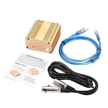 Fuente de alimentación Phantom USB de 48 V Cable USB 2.0 ...