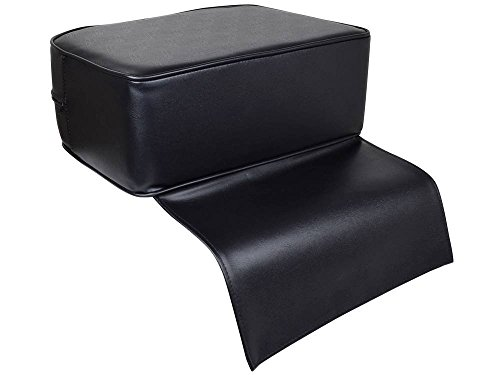 Ediors Black Barber Beauty Salon Spa Equipment Styling Chair Child Booster Seat Cushion (2 Pieces) by Ediors (Image #2)