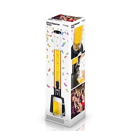 TSC - Dispensador de cerveza torre jirafa de cerveza de bebida dispensador de bebida: Amazon.es: Hogar