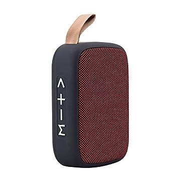 Altavoz Bluetooth inalámbrico portátil al Aire Libre Soporte ...