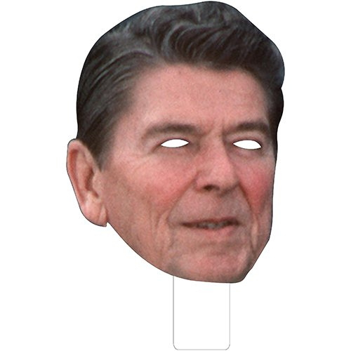 FKB25040P1 Ronald Reagan Cardboard Mask ()