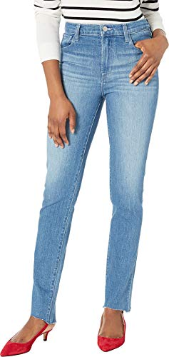 J Brand Women's Ruby High-Rise Cigarette Jeans in Spirit Spirit 30 - Cigarette Jeans J Brand