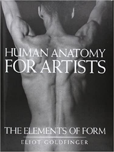 Amazon.com: Human Anatomy for Artists: The Elements of Form ...