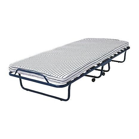 IKEA Sandvika - Plegatín para invitados (80 x 190 cm, con colchón y somier