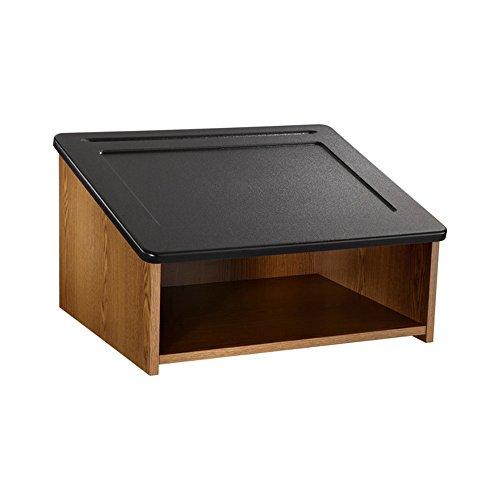 (Tabletop Lectern - Medium Oak Electronics, Accessories, Computer)
