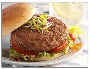 Personal Gourmet Foods Organic Burgers by Personal Gourmet