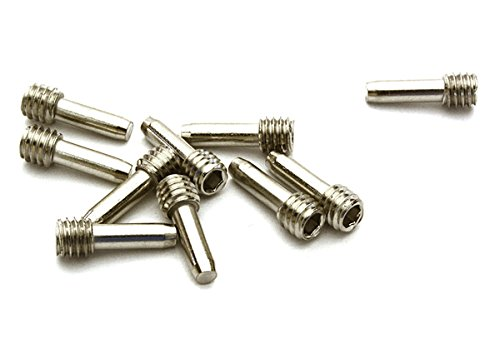 Cross Axle - Integy RC Model Hop-ups OBM-1346 M4 Threaded Axle Cross Pin (10) Length=11mm