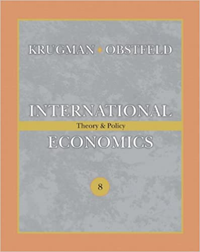 International economics theory and policy 8th edition paul r international economics theory and policy 8th edition 8th edition fandeluxe Images