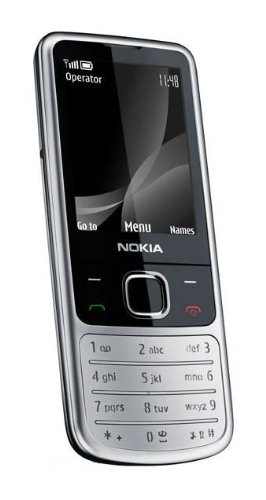 Nokia 6700 Classic (Silver) Sim Free / Unlocked Features