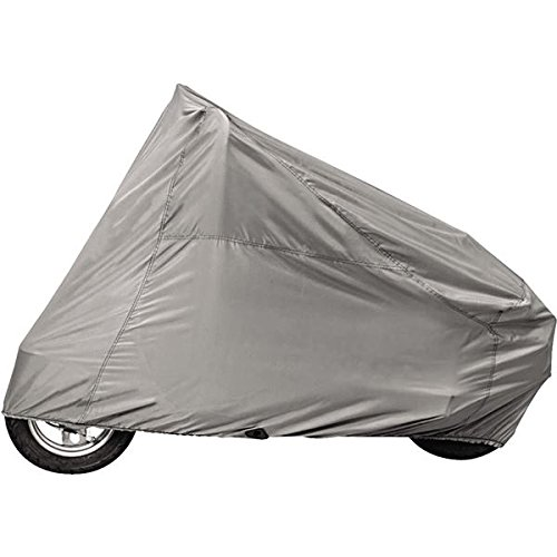 Dowco Guardian 50009-00 Indoor/Outdoor Water Resistant UV Protection Scooter Cover: Grey, Small -