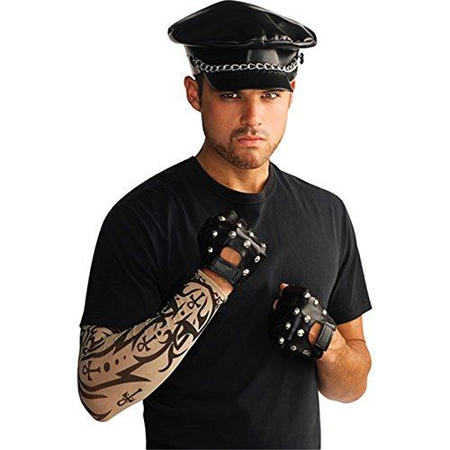 Biker Costume Accessories - 7