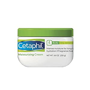 Cetaphil Moisturizing Cream for Dry Sensitive Skin, 8.8 Ounce