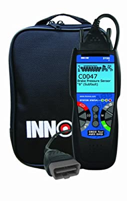 INNOVA 3150 Diagnostic Scan Tool/Code Reader with ABS/SRS for OBD2 Vehicle