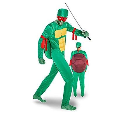 Disfraz de Reptil Ninja para hombre: Amazon.es: Juguetes y ...