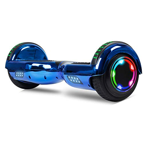JOLEGE Self Balancing Hoverboard, 6.5″ Hoverboards Self Balancing Scooter for Kids Adults – UL2272 Certified