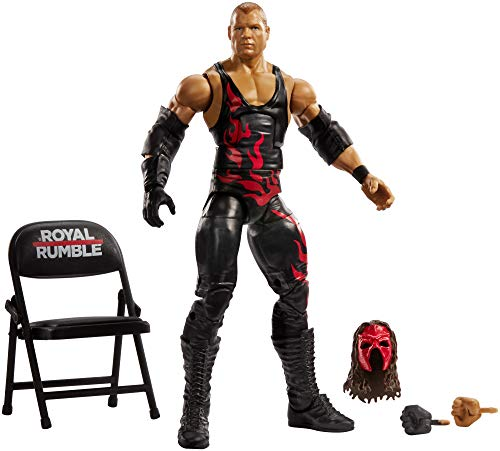 WWE Kane Elite Collection Series # 63 Action Figure ()