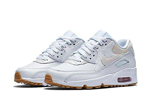 8edbf0a27379 NIKE Girls Air Max 90 LTR SE Running Shoes - Buy Online in UAE ...