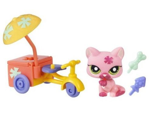 Littlest The Cat Pet Shop Pets [並行輸入品] On The Go Cat With Tricycle #1846 [並行輸入品] B01M9CNDRJ, 博多区:f6a55be2 --- arvoreazul.com.br