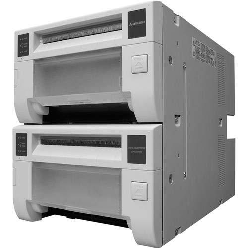 (Mitsubishi Compact Digital Dye Sublimation Thermal Photo Printer, 2x6, 3.5x5, 4x6, 5x7, 6x6, 6x8 Photos, USB 2.0 (CP-D70DW) )