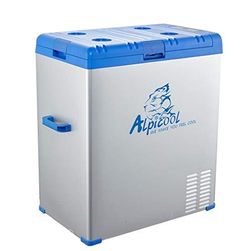Tx- Car Refrigerator Portable Compressor Fridge Freezer Car and Home are Available 12v|24v|220V (Size : 75L)